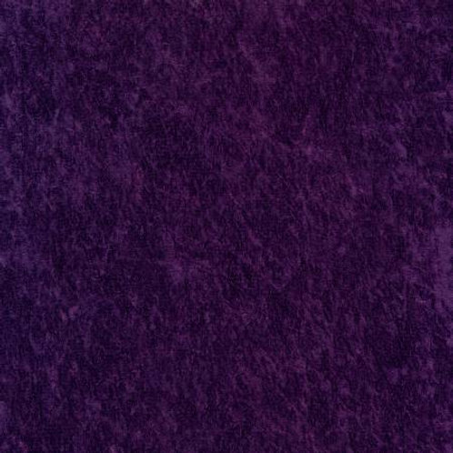 Crushed Velour - VIOLET