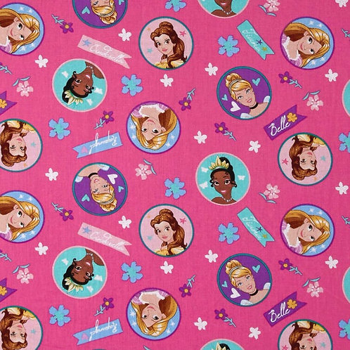 Springs Creative Disney Princess - BADGES