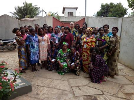 A Tankpey, 30 femmes mariées ont    commencé à se former à la méthode Billings.