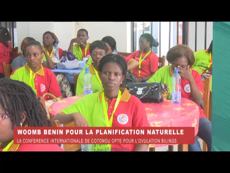 Conférence Internationale WOOMB Cotonou 2020
