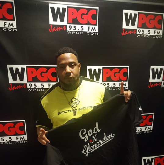 Mr. 247 Tony Redz WPGC 95.5