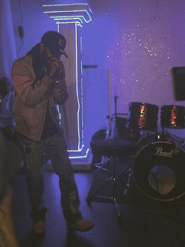 RDR Live on stage