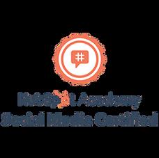 Hubspot Academy Social Media Certified