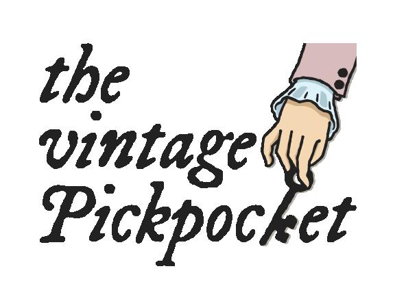 The Vintage Pickpocket Logo