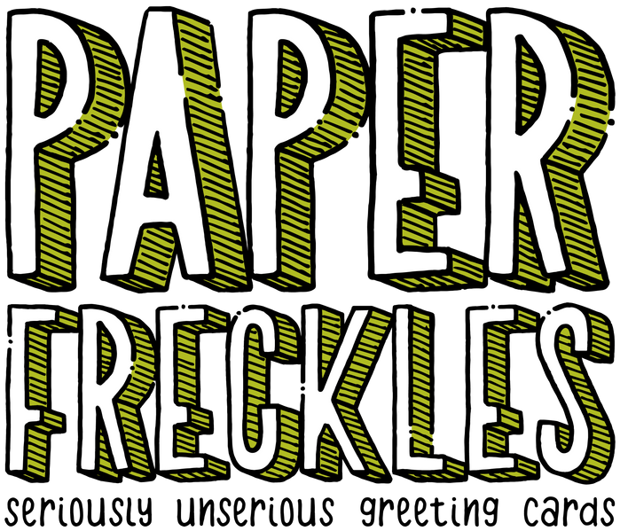 PaperFreckles Logo