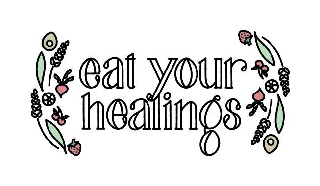 Eat Your Healings Logo