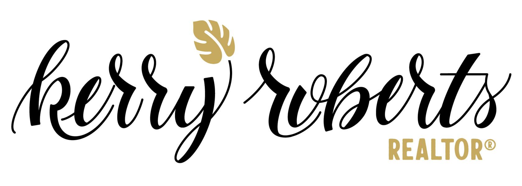 Kerry Roberts, Realtor Logo