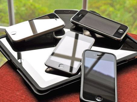 Red Deer Advocate - Gently used devices to help seniors connect with loved ones this Christmas