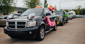 Community and businesses come together to bring joy to seniors in Parade of Hope