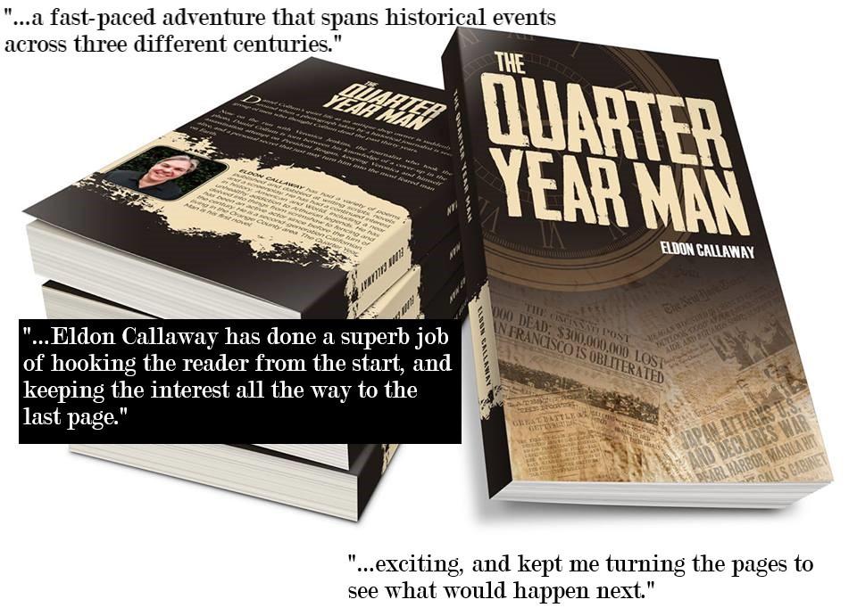 The Quarter Year Man Novel