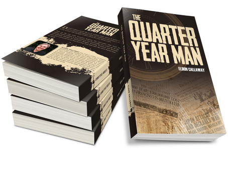 The Quarter Year Man Now Available!