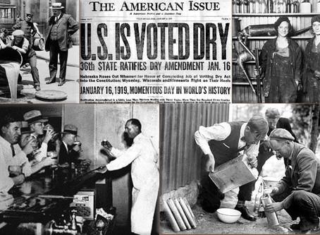 Prohibition and the Untouchables (Part 1)