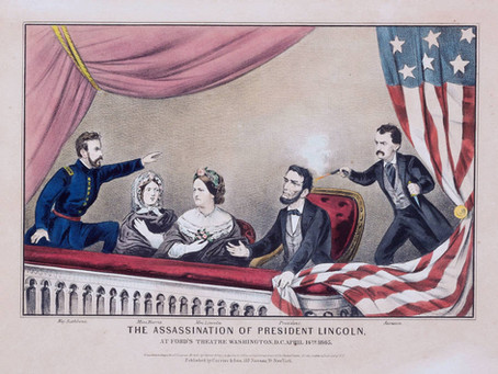 Behind Lincoln's Assassination 4) To Apprehend Booth