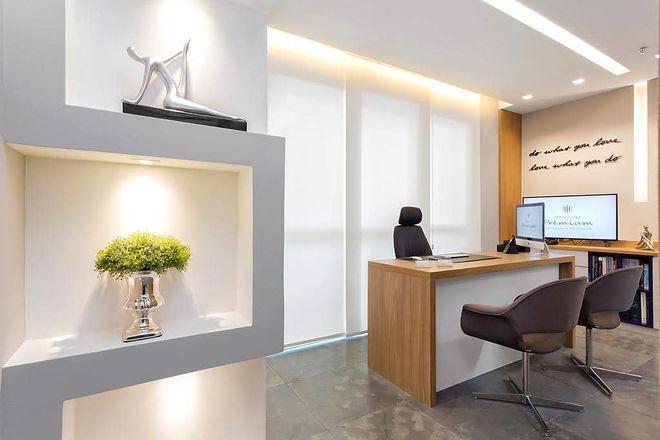 Sala de consultas da Medicina Premium® - Unidade Jardins