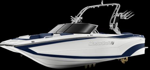 2021 MasterCraft XT22