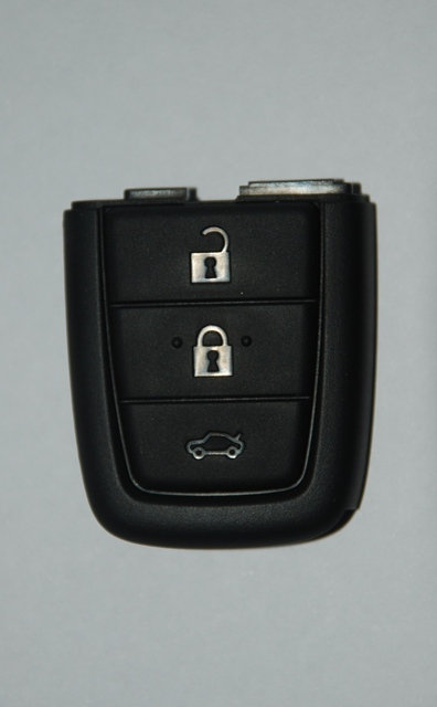 Holden VE replacement remote button pad
