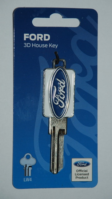 Ford house key