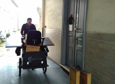 Sustainable moving
