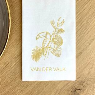 Van der Valk stapt als eerste van Nederland over op duurzame bamboeservetten