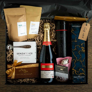 Hoe Local Thanks Amsterdamse ondernemers steunt met lokale gift boxes