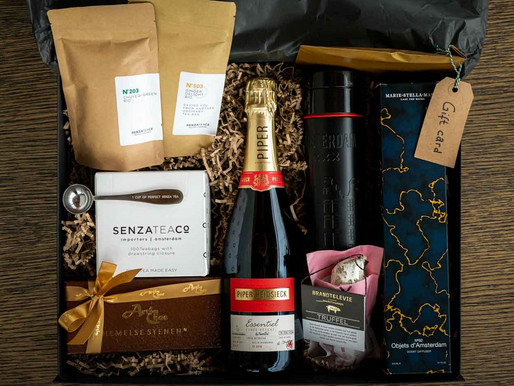 Hoe Local Thanks Amsterdamse ondernemers steunt met lokale gift boxes
