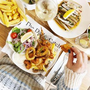 Hoe The Seafood Bar brand awareness vergroot met bedrukt vetvrij papier