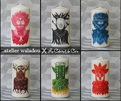 .atelier waladou X Le Cabinet de Cir