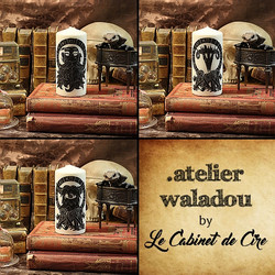 Atelier Waladou X Le Cabinet de Cire