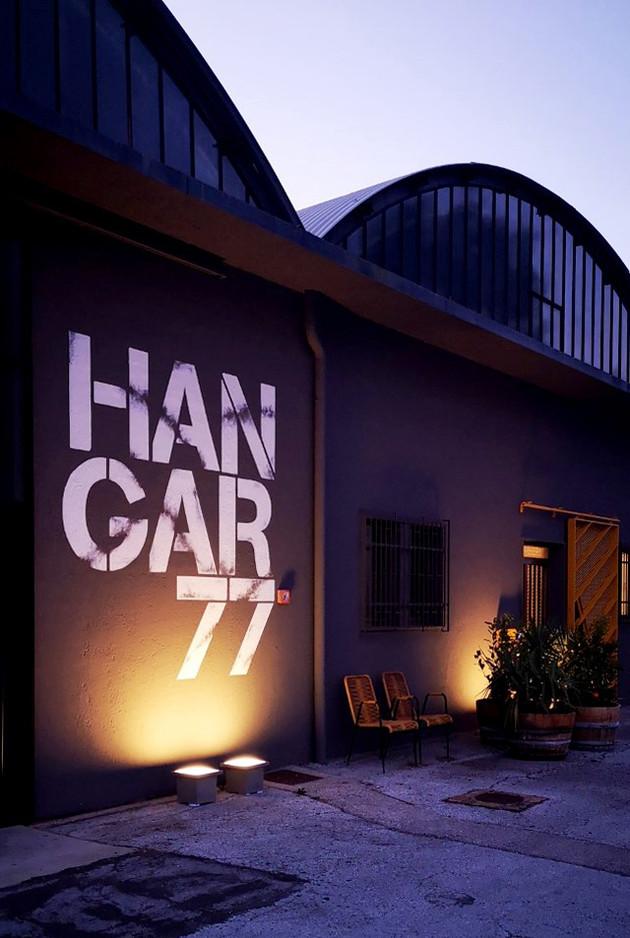 HANGAR 77