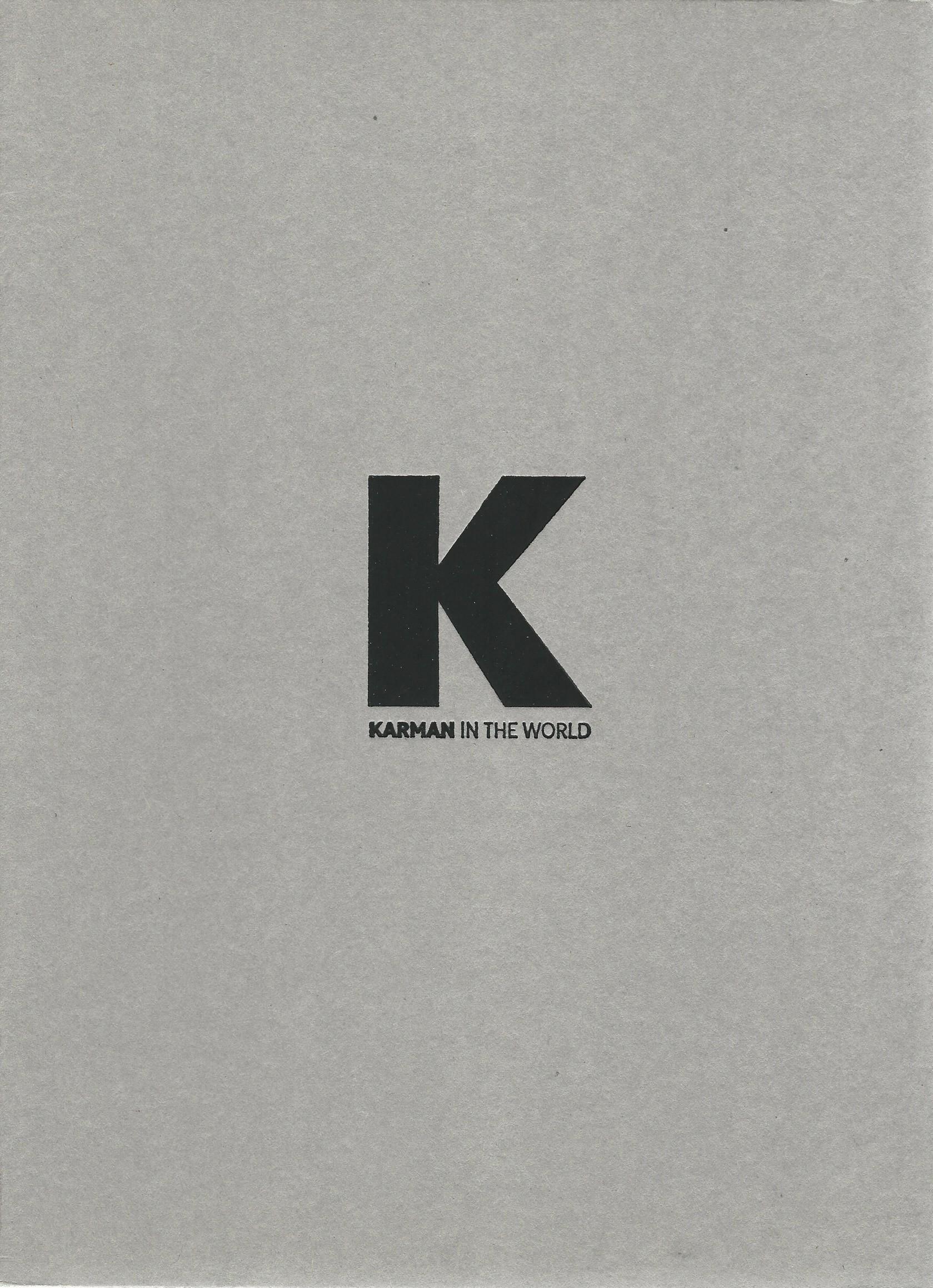 Karman in the World