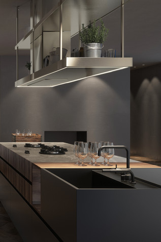 BOXY KITCHEN