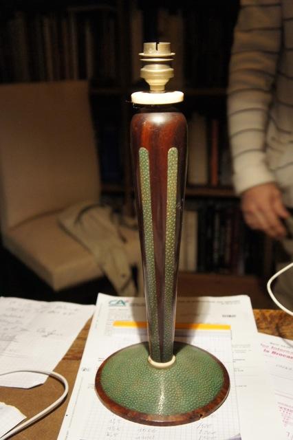 lampe clement Rousseau