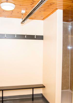 Kelso 1stXV Dressing Room