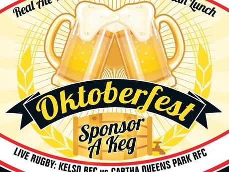 Kelso RFC Oktoberfest
