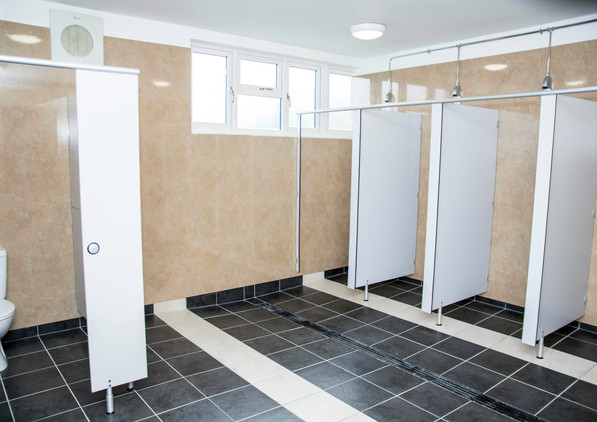 Kelso RFC Changing Suite
