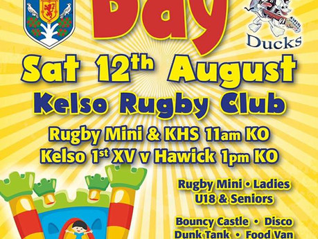 2017 Kelso RFC Family Day