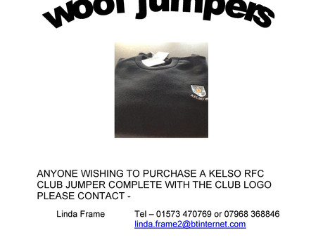 Wool Jumpers Ready To Order