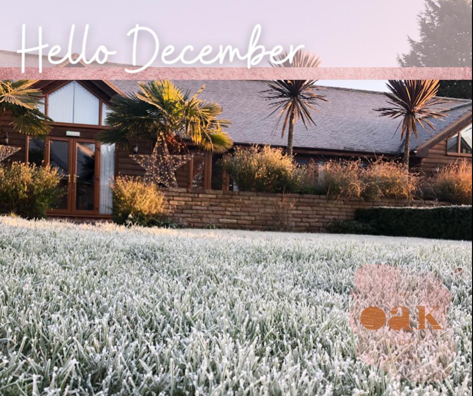 Christmas Mini Spa in December