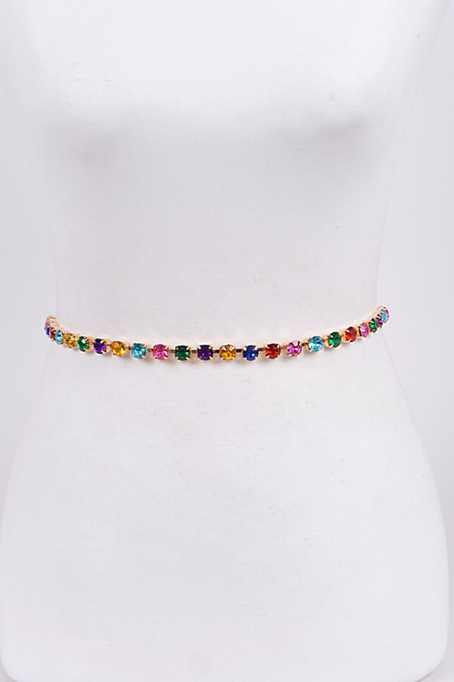 Multi Color Waist ChainBelt