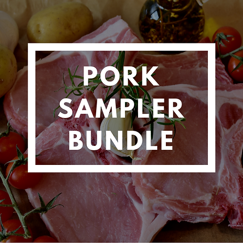 Pork Sampler Bundle