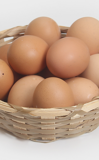 Brown Eggs, 1 dozen