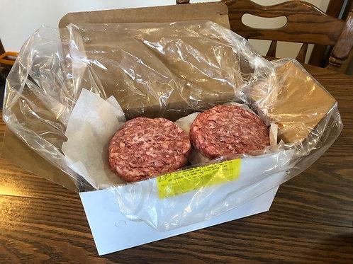Pork Burger 5# Box