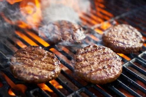 Hamburger Patties 2/pkg