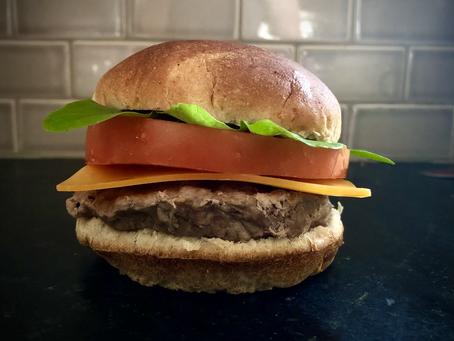 All New Bacon Burger!