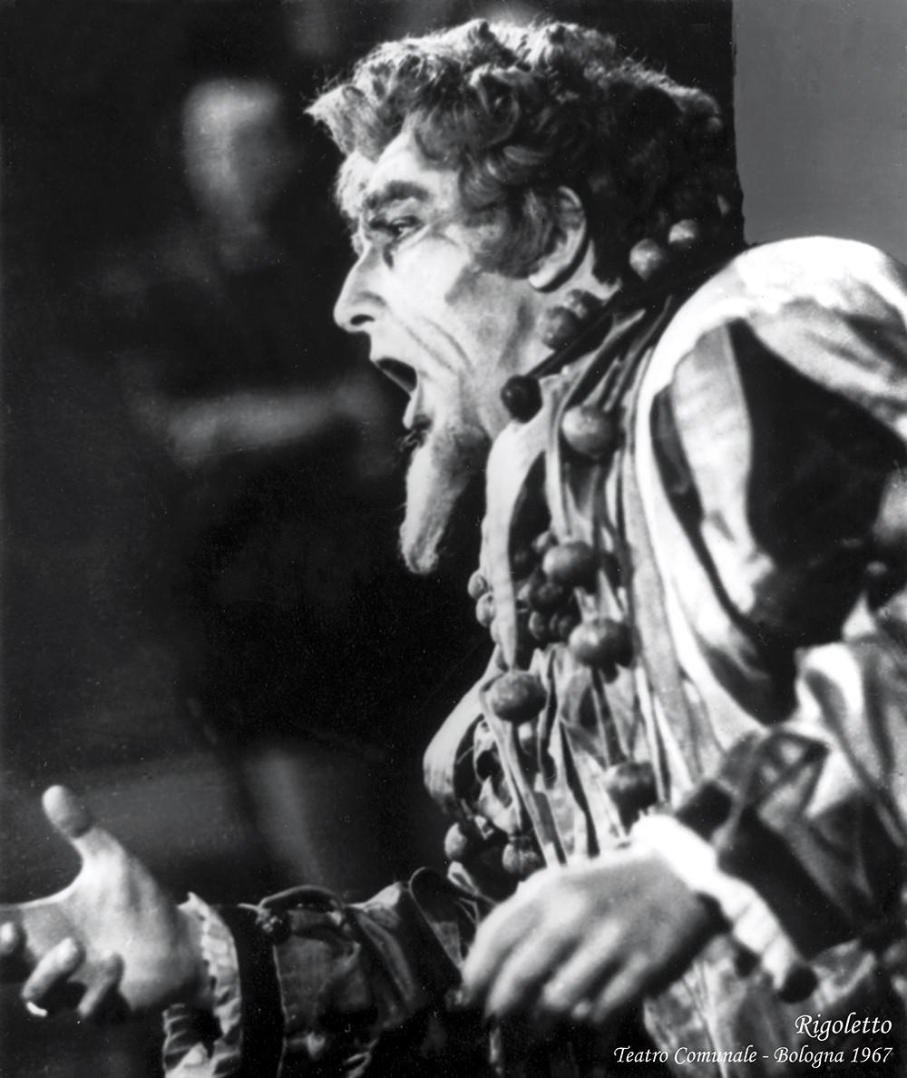 Bordoni como Rigoletto