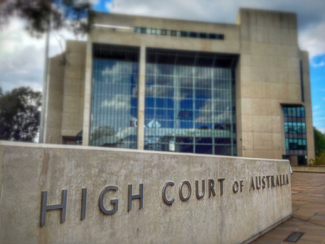 Dummies Guide update: Keeping the High Court busy