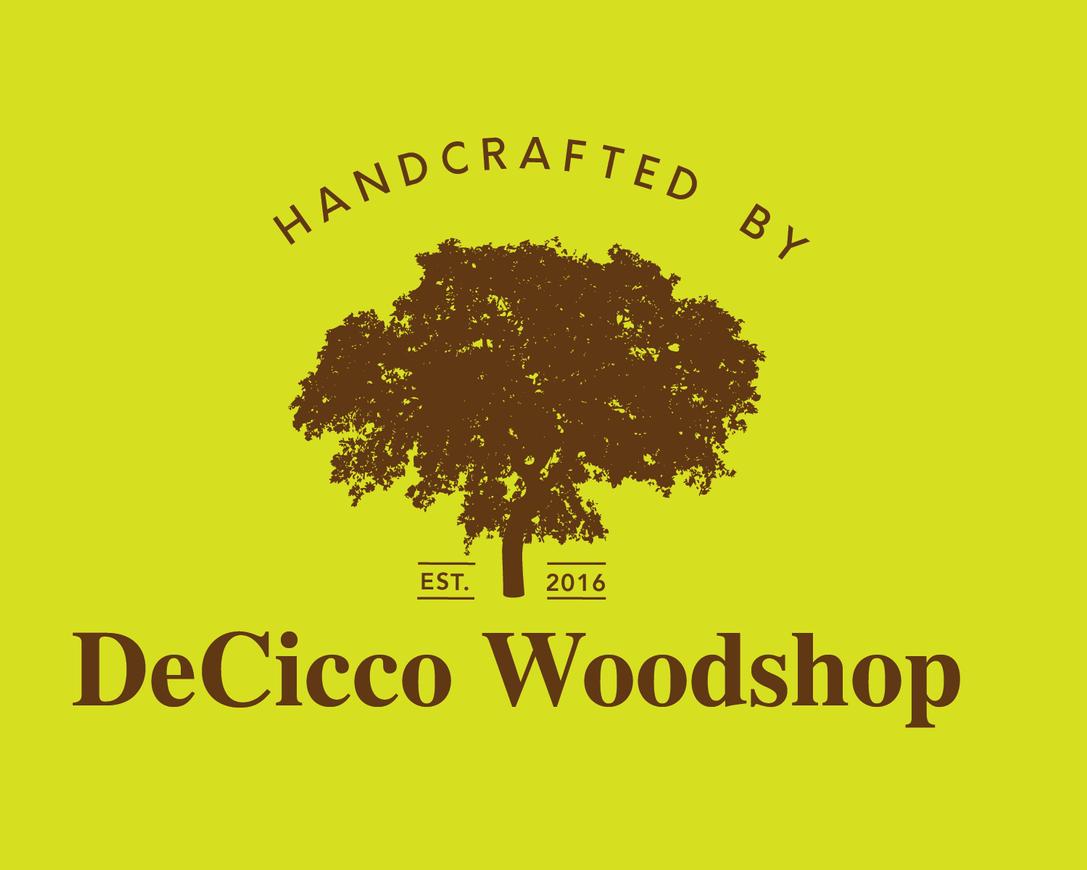 Woodshop Logo Concept