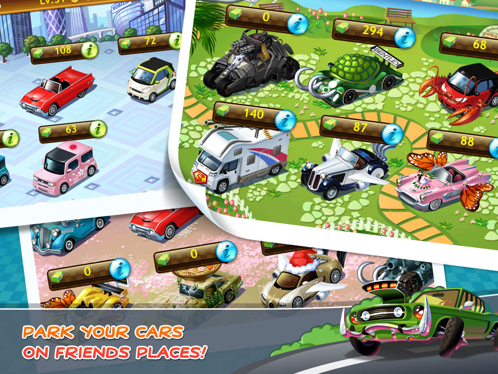 Parking Tycoon