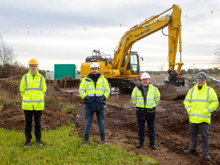 Work on 19km of cabling gets underway in Angus