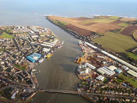 Montrose Port to be home to Seagreen